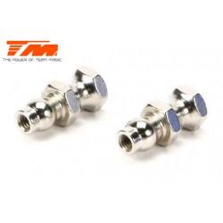 TM510128 Spare Part - E5 - Shock Pivot Ball Mount (2 pcs)