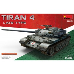 MINIART37041 Tiran 4 Late Type 1/35