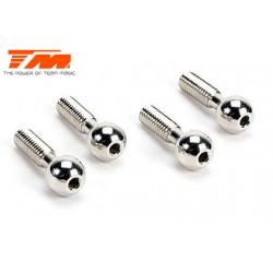 TM510134 Spare Part - E5 - Pivot Ball (9mm pcs) (4 pcs)