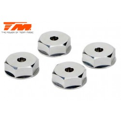 TM510135 Spare Part - E5 - Wheel Hexes 14mm (4 pcs)