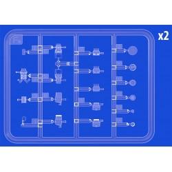 PRO27114 PROXXON Table croisée KT 70/CNC- prêt CNC