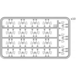 PRO28112 PROXXON 12 Lames Super Cut Meta.36Z