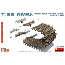 MINIART37050 T-55 RMSh Workable Track Links 1/35