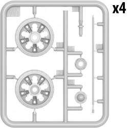 PRO28654 PROXXON Disque diamanté pour MIC