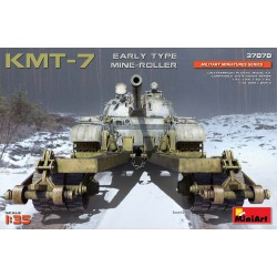 MINIART37070 KMT-7 Early Type Mine-Roller 1/35
