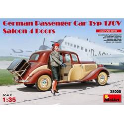 MINIART38008 Germ.Passenger Car Typ 170V Sa.1/35