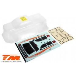 TM510168C Carrosserie - 1/10 Truck - E5 – Transparente