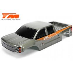 TM510168S Carrosserie - 1/10 Truck - E5 – Silver