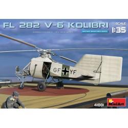 MINIART41001 Fl 282 V-6 Kolibri 1/35