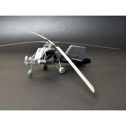HB204417 Porte-fusées arrière en ergal (paire)