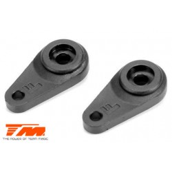 TM510182 Spare Part - E5 - Servo Arm - Short (Futaba) (2 pcs)