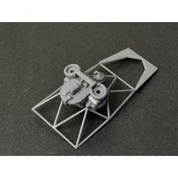 HB204055 Hexagones de roue 17x6,7 (4)