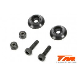 TM510185 Spare Part - E5 - Shims for Rear Wing (2 pcs)