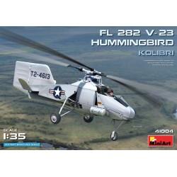 MINIART41004 FI 282 V23 Hummingbird Kolibri 1/35