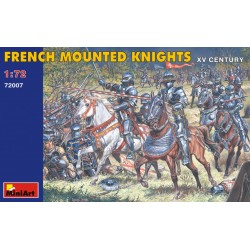 MINIART72007 French Knights XV 1/72