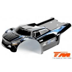 TM510190B Carrosserie - 1/10 Racing Truck - E5 HX – Bleu