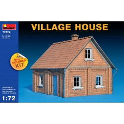 MINIART72024 Village House 1/72