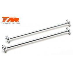 TM510203 Spare Part - E5 BR - Aluminum Driveshaft (2)