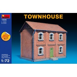MINIART72026 Townhouse 1/72