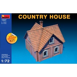 MINIART72027 Country House 1/72