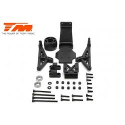 TM510209 Pièce Option - E5 - Complete Wheelie Bar Set