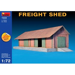 MINIART72029 Freight Shed 1/72