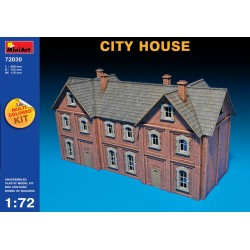 MINIART72030 City House 1/72