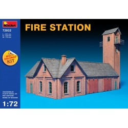 MINIART72032 Fire Station 1/72