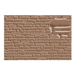 PL0419 PLASTIKARD stone courses grey mediu 300 x 174 x 0,5mm