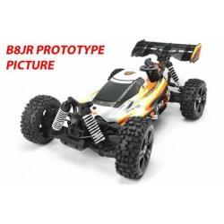 TM560014 Auto - 1/8 Nitro - 4WD Buggy - RTR - Tirette - Team Magic B8JR