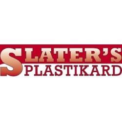 PL0208 PLASTIKARD Plaque ciment 330mm x 220mm x 0,5mm