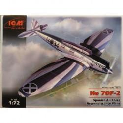 ICM72231 ICM HE 70F-2 Spanish Air Force 1/72