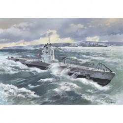 ICMS009 ICM U-Boat IIB 1939 1/144