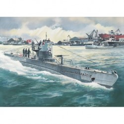 ICMS010 U Boat IIB 1943 German 1/144