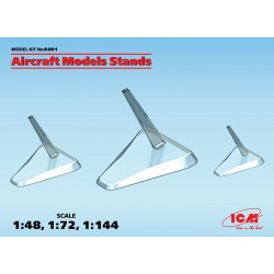 ICMA001 Aircraft Model Stands 1/48-1/72-1/144