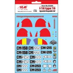 ICMD3202 I16 Typ 10 Spanish Republic AF 1/72