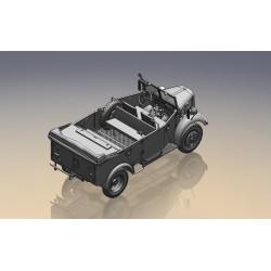 HRC1241 Roulements à billes - métrique - 5x11x5mm (10 pces) (moteurs brushless 1:8)