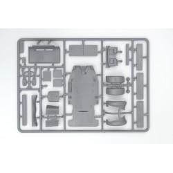 FAC25 Fil ACIER 1000 x 2.5 mm