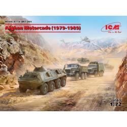 ICMDS7201 Afghan Motorcade ('79-89) 1/72