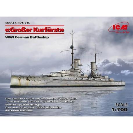 ICMS015 Grosser Kurfürst 1/700