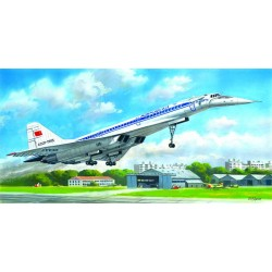 ICM14402 Tupolev 144D Charger 1/144