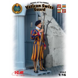 ICM16002 Vatican Swiss Guard 1/16