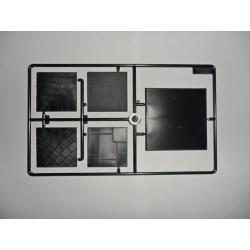775115 AE Profilé FIBRE CARBON 1,2 x 8,0mm