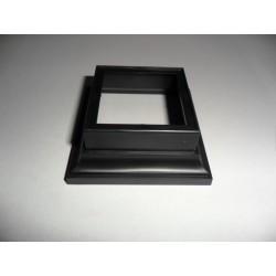 PRODR15075 Profilé demi-rond 1000x1.5x0.75 mm