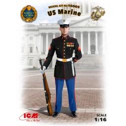 ICM16005 US Marines Sergeant 1/16