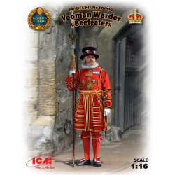 ICM16006 Yeoman Warder Beefeater 1/16