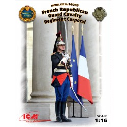 ICM16007 French Republican Guard Caval. 1/16