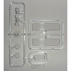 PROL33 Profilé L 1000 x 3 x 3 mm