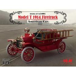 ICM24004 Model T 1914 Firetruck 1/24