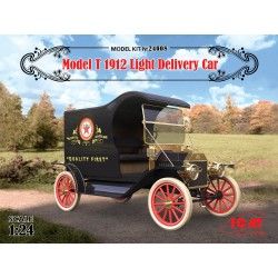 ICM24008 Model T 1912 Light Delivery 1/24